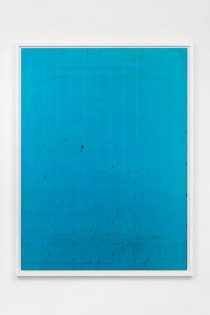 Silver 209 by Wolfgang Tillmans contemporary artwork