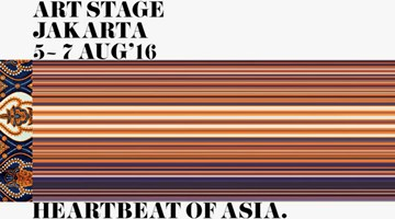Contemporary art art fair, Art Stage Jakarta 2016 at Mizuma Gallery, Singapore