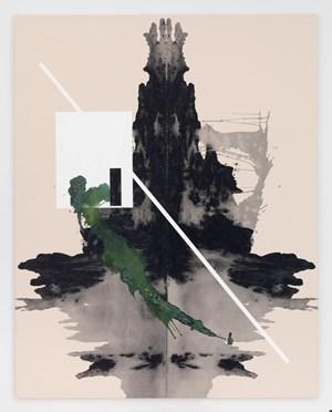 Barrier Plane by Elizabeth Neel contemporary artwork