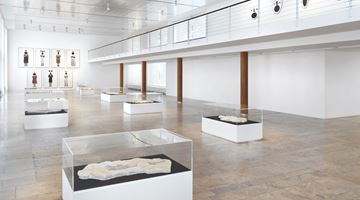 Contemporary art exhibition, Yael Bartana, The Graveyard at Capitain Petzel, Berlin