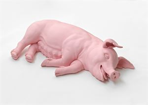 Pig by Paul McCarthy contemporary artwork