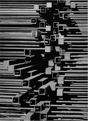 Squares and Horizontals by Tihomir Pinter contemporary artwork photography, print