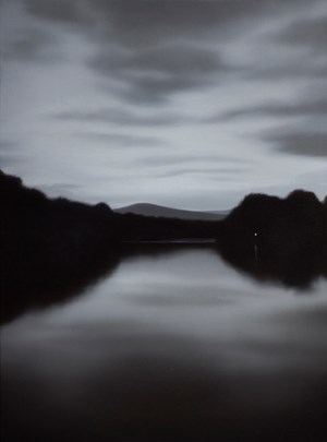 Lake by Tony Lloyd contemporary artwork