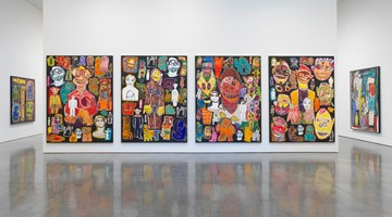 Contemporary art exhibition, Richard Prince, High Times at Gagosian, West 21st Street, New York
