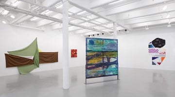 Contemporary art exhibition, Group Exhibition, Painters Reply: Experimental Painting in the 1970s and now at Lisson Gallery, New York