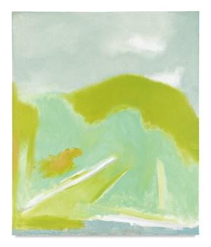 Spring I by Esteban Vicente contemporary artwork
