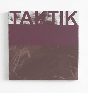 O.T. (TAKTIK) #F by Nicolas Jasmin contemporary artwork
