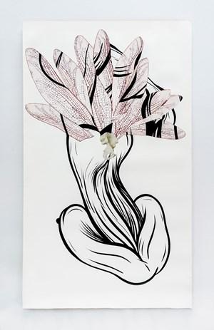 Libélulis corpus by Rodolpho Parigi contemporary artwork