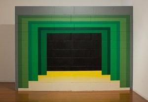 Monument #29: Arch by Callum Morton contemporary artwork