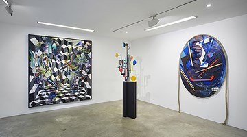 Contemporary art exhibition, Group Exhibition, Fünfklang at Choi&Lager Gallery, Cologne