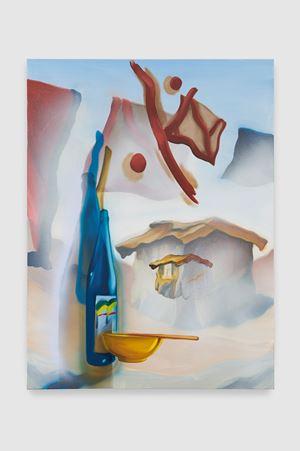 Beer, Whiskey, Sake (Yasujirō Giorgio) by Nicholas Hatfull contemporary artwork