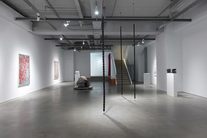 Exhibition view: Group exhibition, Blossom Trees in the Stone, Double Square Gallery, Taipei (26 December 2020–6 February 2021). Courtesy Double Square Gallery.