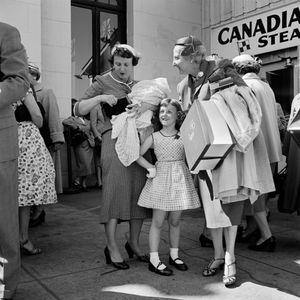 Canada by Vivian Maier contemporary artwork