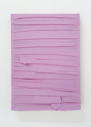 Improvised by Angela De La Cruz contemporary artwork