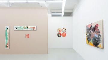 Contemporary art exhibition, Joanne Pang, Before the Birth of Eden at Yavuz Gallery, Singapore