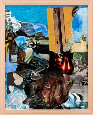 Escapade by Michael Taylor contemporary artwork