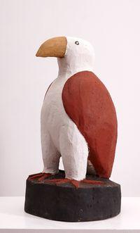 Kang Kang by Aurukun Artists contemporary artwork sculpture
