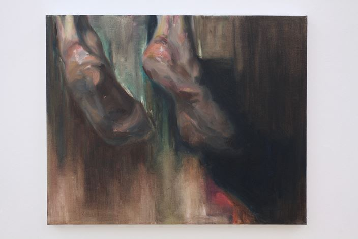 Exhibition view: Stewart Hall, Disembodied, Susan Boutwell Gallery, Munich (30 June–18 July 2020). Courtesy Susan Boutwell Gallery.