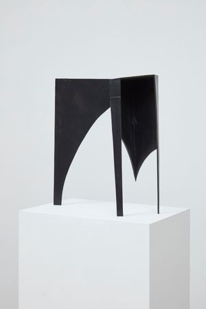Maquette (A.P. no. 10) by Erin Shirreff contemporary artwork sculpture