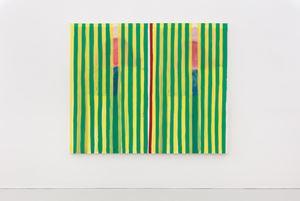 Untitled by Bernard Piffaretti contemporary artwork