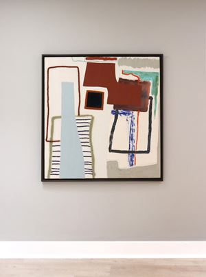 Riadi by Laurence Leenaert contemporary artwork