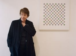 Vanishing Point: Bridget Riley's Elusive Art