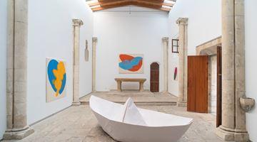 Contemporary art exhibition, Tamina Amadyar, The Big Dipper at KEWENIG, Palma