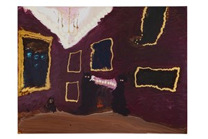 What we do in the shadows by Genieve Figgis contemporary artwork