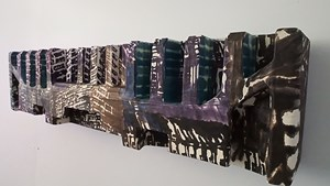 Urban Structures by Hong Sek Chern contemporary artwork