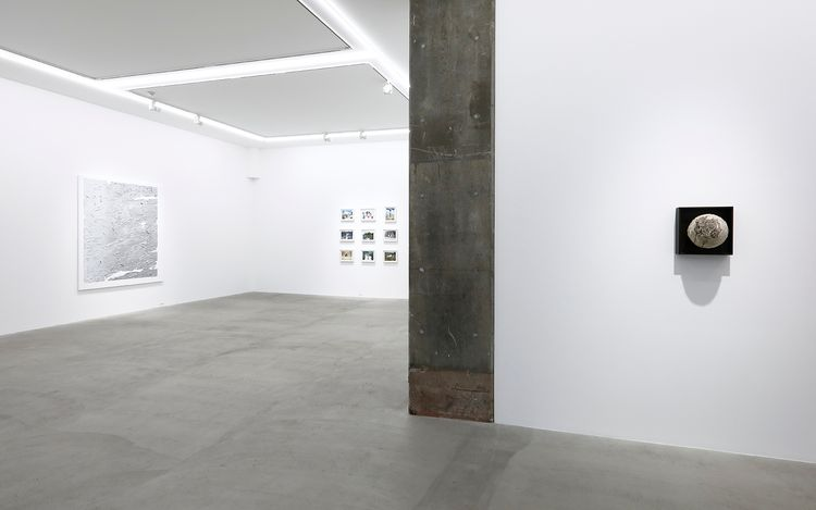 Exhibition view: Group exhibition, 5 ARTISTS, KOSAKU KANECHIKA, Tokyo (17 April–22 May 2021). Courtesy KOSAKU KANECHIKA. Photo: Keizo Kioku.