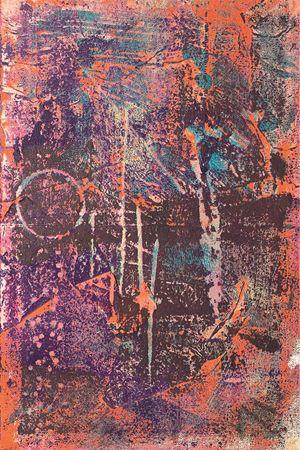 Gamma by Jay Ho contemporary artwork