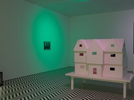 On Monstering: 'My Head Is a Haunted House' at Sadie Coles HQ and 'Dracula's Wedding' at Rodeo, London—Curated by Charlie Fox