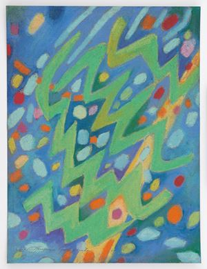 Untitled by Mildred Thompson contemporary artwork
