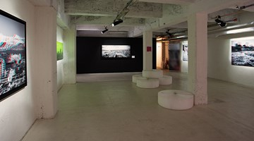Alberto Fanelli contemporary art gallery in Milan, Italy