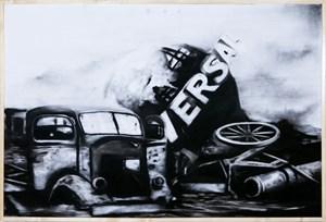 Scenery #2 by J. Ariadhitya Pramuhendra contemporary artwork