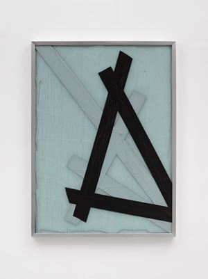 By physical or cognitive means (Broken Window Theory 13 May) by Ryan Gander contemporary artwork