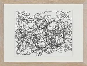 Partitur 6 by Dieter Appelt contemporary artwork