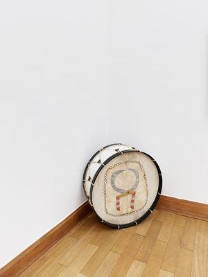 Bumbo 01, from the Armas Christi series by Fernando Marques Penteado contemporary artwork