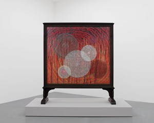 The betrayal of causes once held dear VI by Bharti Kher contemporary artwork