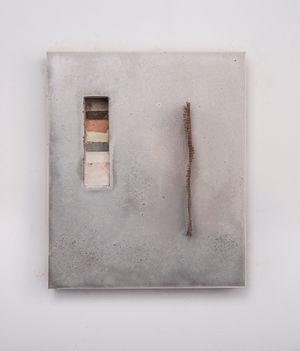 Código atemporal #48 by Ishmael Randall Weeks contemporary artwork