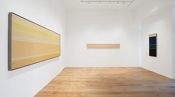 Contemporary art exhibition, Kenneth Noland, Kenneth Noland at Pace Gallery, Palm Beach, USA