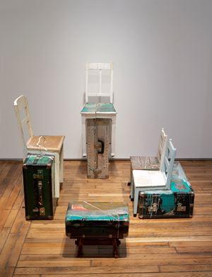 Useful art no.4 by Edward Kienholz and Nancy Reddin Kienholz contemporary artwork