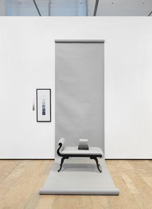 Sad Grey Story: Marilyn by Barbara Bloom contemporary artwork