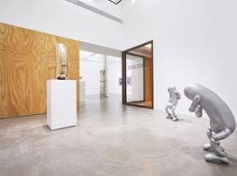 "Erwin Wurm<br><span class=""oc-gallery"">Lehmann Maupin</span>"