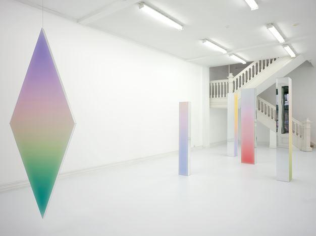 Exhibition view: Jonny Niesche, Poikilos, Starkwhite (17 November–15 December 2020). Courtesy Starkwhite.
