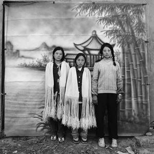 The Yi People No.76, Niuniuba Meigu Sichuan by Li Lang contemporary artwork