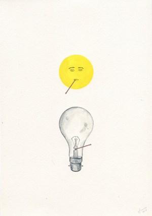 Foe by Zina Swanson contemporary artwork
