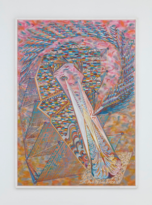 Sunrise Sunset (in 2020) by Zach Harris contemporary artwork