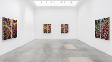 Contemporary art exhibition, Mark Grotjahn, Fifteen Paintings at Blum & Poe, Los Angeles