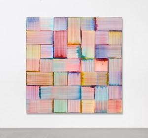 MERISCHIA by Bernard Frize contemporary artwork